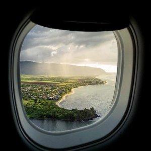 直飞往返$297起加州奥克兰--夏威夷可爱岛 往返机票好价