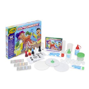 Crayola Color Chemistry Set for Kids, Gift for Ages 7+ - Walmart.com
