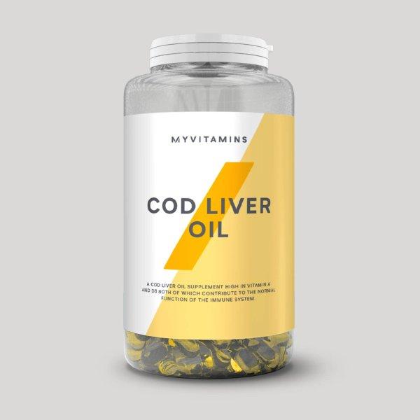 鱼肝油胶囊