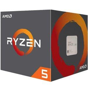 AMD RYZEN 5 2600 6-Core 3.4 GHz (3.9 GHz Max Boost)