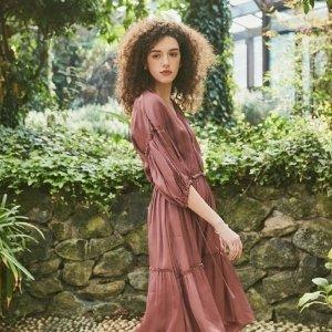 5折起 法风裙子仅€105W Concept 裙子专场 换季必备 速收与众不同时尚感