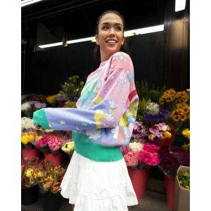 Nicole MillerUniversal Love Crew Neck Sweater