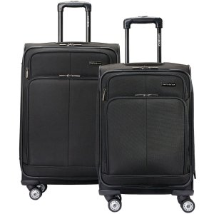 $74.98Samsonite Versatility 2-Piece Luggage Set