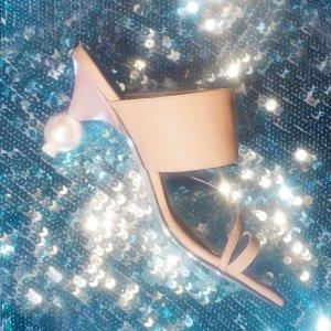 低至8.5折 爆款珍珠小猫跟$514上新:YUUL YIE 秋季新品鞋履 复古色彩美学 每周穿搭不重样