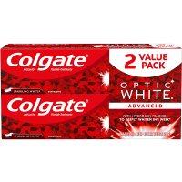 Colgate 高效美白牙膏 2只装