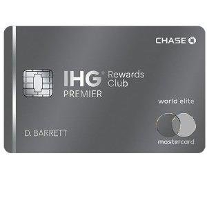Earn 80,000 Bonus PointsIHG® Rewards Club Premier Credit Card