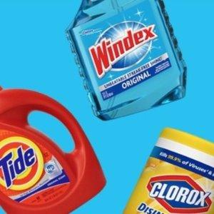 Amazon 精选家居日用消耗品热卖 屯洗衣液消毒液好机会