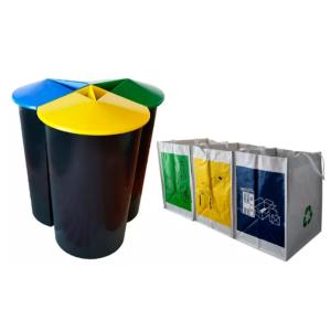 今天你是什么垃圾Groupon官网 分类垃圾桶热卖 随单再配3个分类垃圾袋