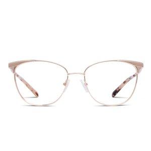 Michael Kors金属眼镜镜框