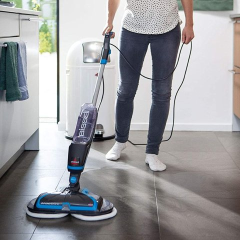 6.8折起BISSELL必胜 蒸汽拖把、地毯专用清洁