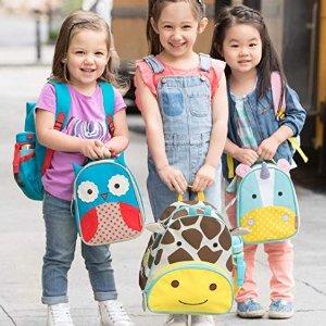 低至$7.53 (原价$15)Skip Hop 超可爱儿童午餐包、水杯特卖