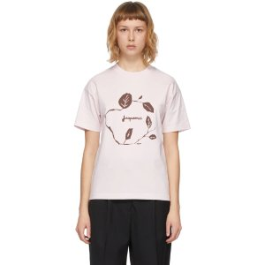 Jacquemus'Le T-Shirt Jean'T恤