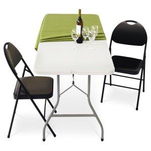 $29.00Plastic Development Group 折叠宴会桌 6 英尺