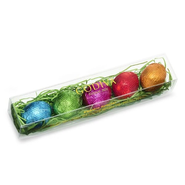 复活节主题彩蛋巧克力 5粒装