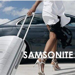 2折起  $269.99收新秀丽3件套Samsonite 新秀丽、IT 等品牌行李箱特价促销