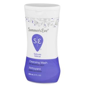 $4.67(原价$6.99)Summer's Eve 5合1私处清洁护理液266毫升