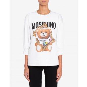 Moschino小熊卫衣