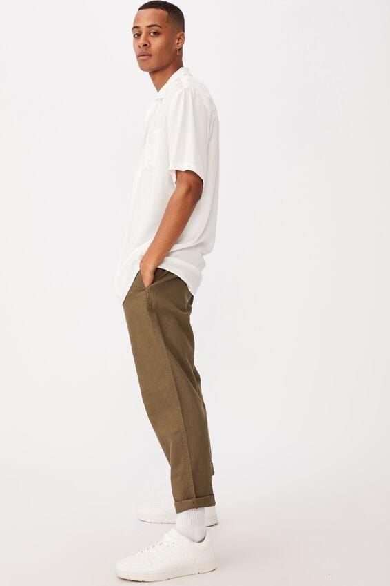 休闲工装裤