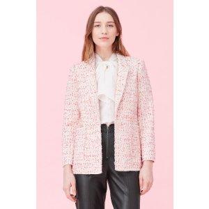 Beckie Tweed Jacket | Rebecca Taylor