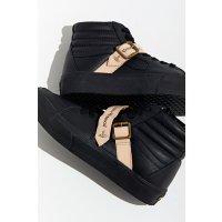 Vans X Vivienne Westwood Sk8高帮鞋