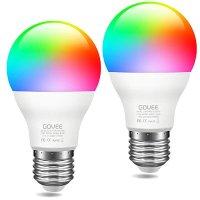 Govee WIFI 智能 RGB 灯泡 2个装