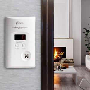 $39.71 (原价$89.99)Kidde 插入式一氧化碳警报器   保障家居安全