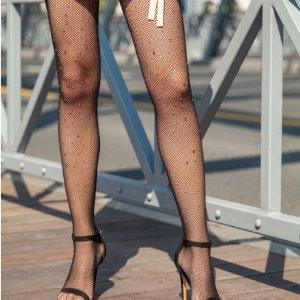 Calzedonia水钻丝袜