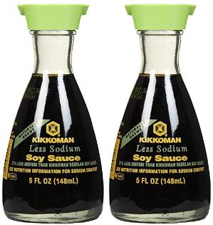 $12.08万字减盐酱油 148ml 两瓶