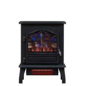 $39黒五价:ChimneyFree 电子壁炉/取暖器