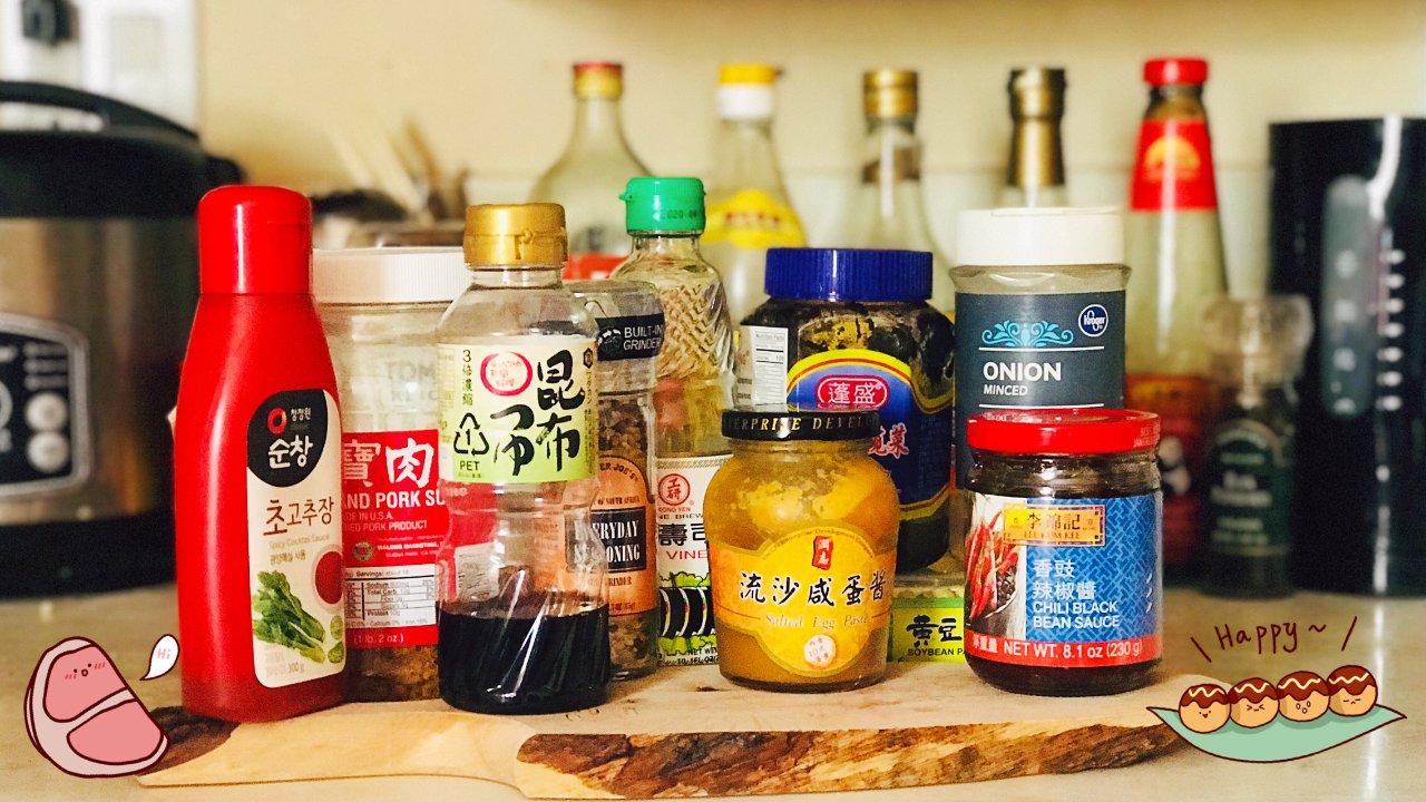 请参观吃货的厨房 | 10种小众调味料推荐(附15道相关菜谱)