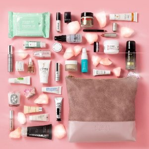 Free 31-pc Gift  (worth Over $450)Extended: when you spend $285 @ SpaceNK