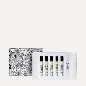 Diptyque香水套装5 x 7.5ml