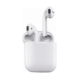 $99(原价$159.99)最后一天:Apple AirPods 无线蓝牙耳机