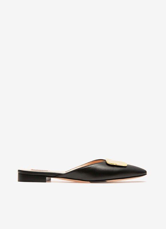 Lizzie 穆勒鞋