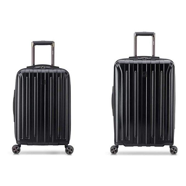 Paris 法国大使Titanium DLX 21+25行李箱2件套