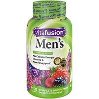 Vitafusion 男士综合维生素软糖 150粒