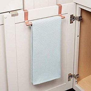$7.19InterDesign Forma Over-the-Cabinet Kitchen Dish Towel Bar Holder - 9