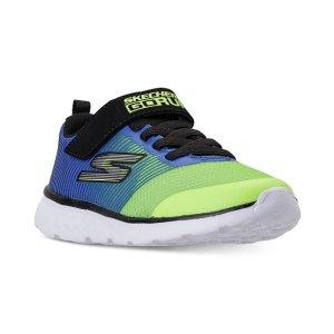571f61c8c78b SkechersLittle Boys  GOrun 400 - Kroto Running Sneakers from Finish Line