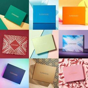 ¥460(价值超¥2600)lookfantastic 神秘礼盒王炸5件套 大型盲盒的快乐