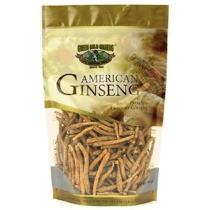 Ungraded American Ginseng Root Small # 1 8oz bag