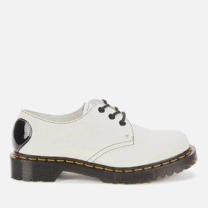 低至5折 封面爱心尾€106收Dr.Martens 年中大促 腿精女孩战靴马丁靴、切尔西、复古牛津