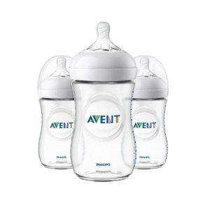 9盎司三个装$13.38补货补货:Philips Avent 新安怡婴儿防胀气奶瓶、儿童水杯热卖
