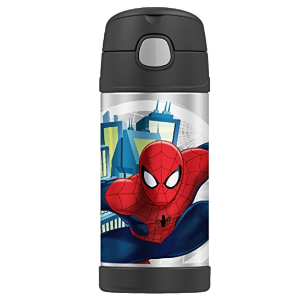 $10.88 #1 Best sellerThermos Funtainer 12 Ounce Bottle, Spiderman