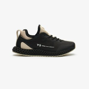 AdidasY-3 Runner 4D Io 男鞋