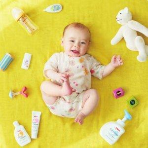 额外8折 $1.6收Softmate洗脸巾独家:iMomoko 母婴专场 宝宝洗护 囤大王尿不湿 宝宝营养补充剂