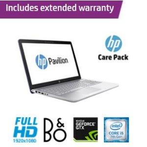 HP Pavilion Power 15-cb010ca 笔记本+ 2年额外质保