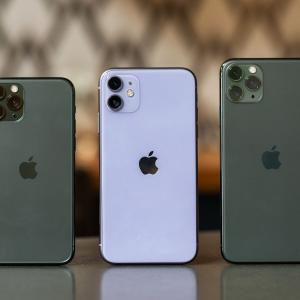 最高直降£125.00iPhone 系列降价特卖 SE、11、11 Pro发布会后降价