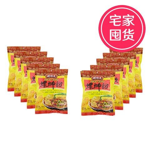 【2%返点】超值10袋原味螺霸王 销量王TOP