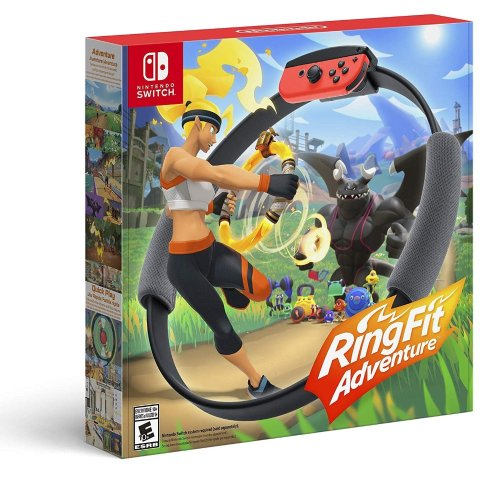 $79.99Ring Fit Adventure - Nintendo Switch