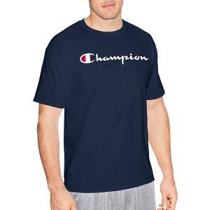 ChampionMen's Classic Jersey Graphic T-Shirt